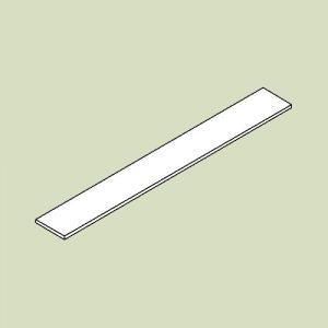 Hylde til reol 1 eller 2 - h1,8 d20 b158