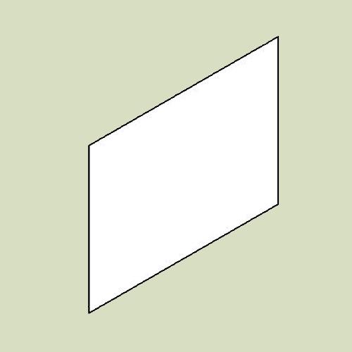 Bagklædning til skab - h61,5 b80
