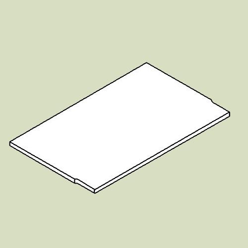Skriveplade - d48 b78
